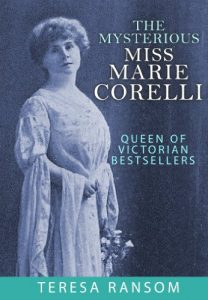 Cover of The Mysterious Miss Marie Corelli by Teresa Ransom