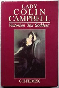 Cover of Lady Colin Campbell Victorian Sex Goddess by G H Fleming