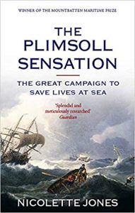 Cover of The Plimsoll Sensation by Nicolette Jones