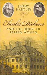 Cover of Charles Dickens and the House of Fallen Women by Jenny Hartley