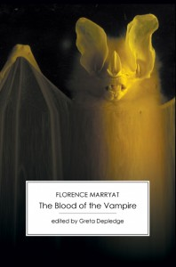 Cover of The Blood of the Vampire by Florence Marryat