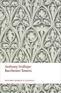 Cover of Barchester Towers by Anthony Trollope