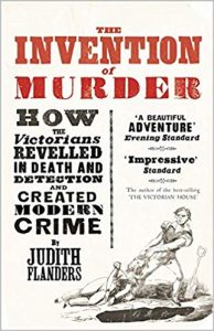 Cover of The Invention of Murder by Judith Flanders
