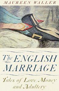 Cover of The English Marriage by Maureen Waller