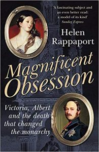 Cover of Magnificent Obsession by Helen Rappaport