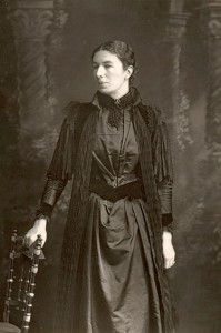 Photo of Mrs Humphry Ward