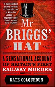 Cover of Mr Briggs Hat by Kate Colquhoun