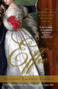Cover of Effie by Suzanne Fagence Cooper