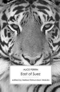 Cover of East of Suez by Alice Perrin