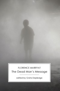 Cover of The Dead Man's Message by Florence Marryat