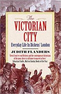 Cover of The Victorian City by Judith Flanders