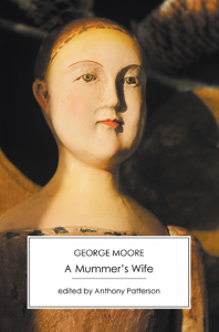 Cover of A Mummer's Wife by George Moore