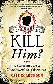 Cover of Did She Kill Him by Kate Colquhoun