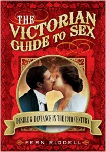Cover of The Victorian Guide to Sex by Fern Riddell