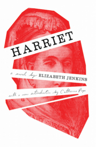 Cover of Harriet by Elizabeth Jenkins