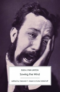 Sowing the Wind by Eliza Lynn Linton