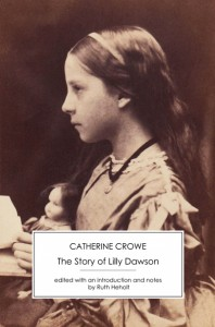 The Story of Lilly Dawson by Catherine Crowe